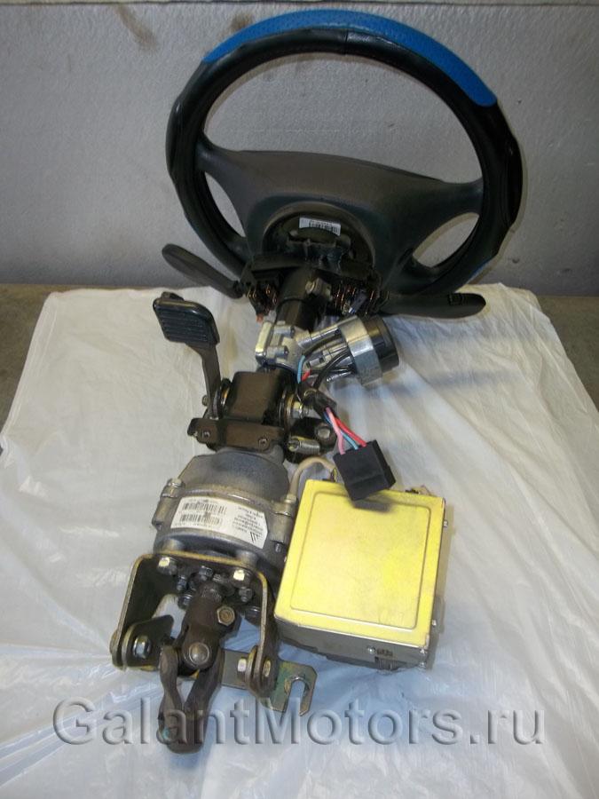 Электромеханический усилитель рулевого управления, ЭМУР, ЭУР 11186-3450008-00
