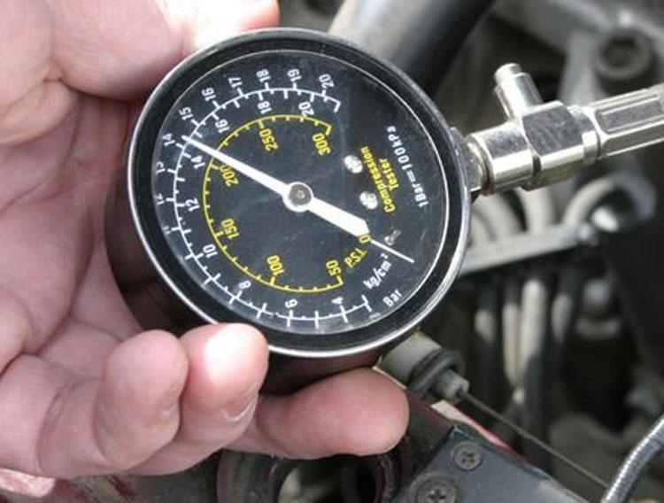 Фото №8 - разное давление в цилиндрах ВАЗ 2110