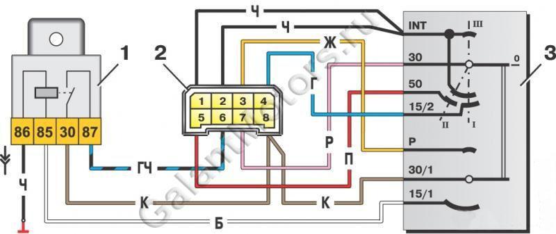 Ваз 21099 схема генератора фото 461