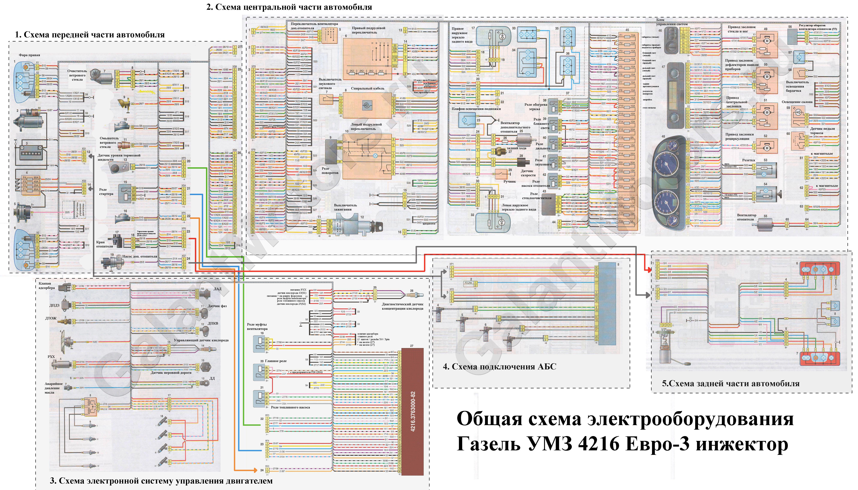 Схема подключения топливного датчика газели