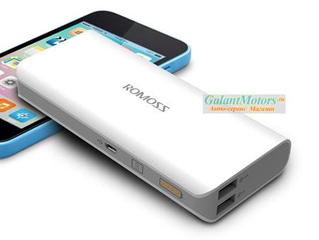 Повербанк, PowerBank, внешний аккумулятор